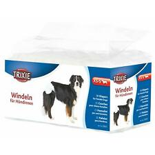 Trixie Female Dog Diapers/Disposable Incontinence Nappies XS-S 20-28cm - 12 Pack