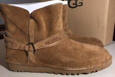 UGG AILIYAH 1019943 CHESTNUT SIZE 11 WOMAN'S BOOTS/ 100% AUTHENTIC NEW*FAST SHIP