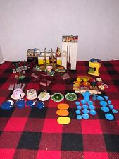 New ListingVintage Tomy Doll House Furniture, Kitchen Over 100 Pieces.