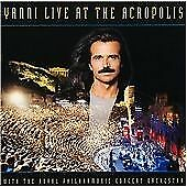 Yanni Live at the Acropolis CD Value Guaranteed from eBay's biggest seller!