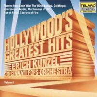 Cincinnati Pops Orchestra and Erich Kunzel - Hollywoods Greatest Hits Vol 1 [CD]