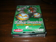 Killer Bunnies and the Ultimate Odyssey: Crops Starter Deck: NIS