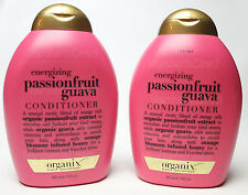 2 PK Organix PassionFruit Guava Conditioner 13oz each RARE