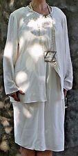 Suit Dress plus Jacket  MONTEE COLLCTION Women, Size 16W