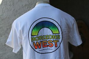 Horizons West Surf Shop Santa Monica Zephyr Dogtown Nathan Pratt L White T-Shirt