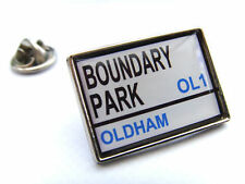 Oldham Athletic League One Club Football Badges & Pins