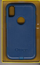 1 - OTTERBOX Commuter case - Apple IPhone XR - Stormy Seas Blue