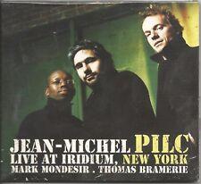 JEAN MICHEL PILC - Live at Iridium, New Jork - CD 2005 SEALED SIGILLATO