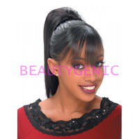 Freetress Equal Yaky Straight 12 Inches Hair Extension Ponytail Drawstring