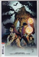 JUSTICE LEAGUE DARK #4 Greg Capullo VARIANT Wonder Woman Cover DC Comics NM+