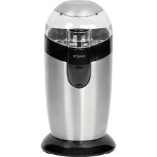 Bomann KSW 445 CB Edelstahl Kaffeemühle Schlagmesser-System 120 Watt