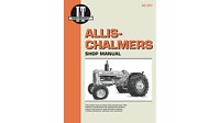 I&T Shop Manual For Allis Chalmers D10 D12 D14 D15 D17 160 170 175 Tractors