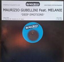 """Maurizio Gubellini feat. Melanie """"Deep emotions"""" * spc066"""