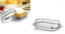 Plastic Butter Serving Tray With Lid Kitchen,Fridge,Breakfast Box Cheese Dish