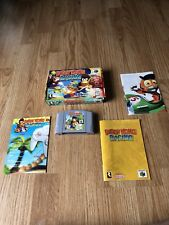 Diddy Kong Racing (Nintendo 64) N64 Comes In Box + Manual Works CC