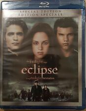 The Twilight Saga: Eclipse (BRAND NEW Blu-ray Disc, 2010) FREE SHIPPING !!
