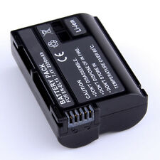 Full Decode EN-EL15 ENEL15 Battery for Nikon D7000 D800 D800E V1 MB-D11 MB-D12