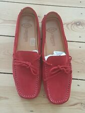 Tod's mocassin  homme rouge