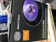 New Cooler Master MASTERAIR G100M UFO RGB CPU Cooler Fan Heat Sink Air Cooling