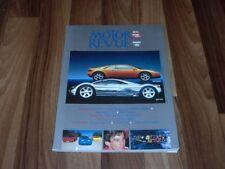 Europa-Motor Revue:  JAHRESAUSGABE  1992 -- AUDI AVUS QUATTRO + SPYDER/BMW NAZCA