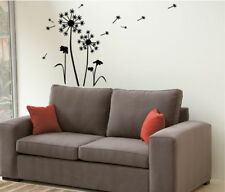 Dandelion Flower - Wall Decal - Deco Art Sticker Mural