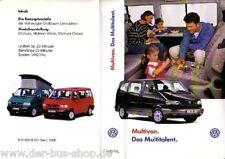 VW Bus T4 - VHS Video - Multivan Präsentation 11/96