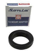 NEW T Mount Adapter for PENTAX K Metal MX K1000