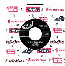 CANADA NM FRENCH QUEBEC COUNTRY POP 1960s 45 RPM ALAIN DUMAS : PAT BOONE