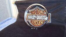 "Trim Ring Passing Fog Driving Lamp 4 1/2"" Chrome 7/8"" Fits Harley Many Models J6"