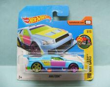 Hot Wheels - AMAZOOM STOCK CAR VW Passat 3b - 2017 HW Art Cars - short card 1/64
