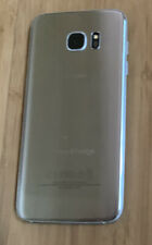 Samsung Galaxy S7 edge Verizon Silver-Used