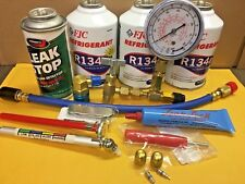 "R134a, REFRIGERANT R134a, ""DO-IT-YOURSELF"" Recharge KIT-A"