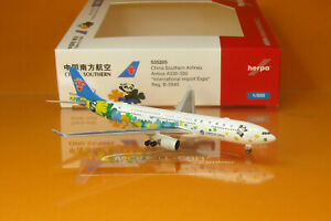 Herpa 535205 China Southern Airlines Airbus A330-300 B-5940 1:500