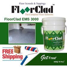 FloorClad EMS-3000 epoxy floor screed