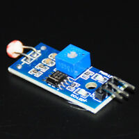 5pc Light Sensor For Arduino Optical Sensor Module Switch Detector Photoresistor