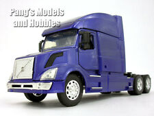 Volvo VN-780 Diecast Metal and Plastic 1/32 Scale Truck Model by NewRay - PURPLE