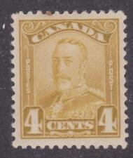 "Canada 1929 #152 King George V ""Scroll"" Issue - F MH"