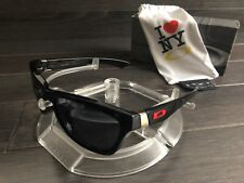 OAKLEY - JUPITER- Polished Black/Black Iridium - NEW YORK- RARE RARE  -  New