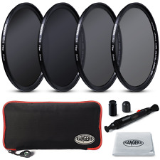 Rangers Focus serie 55mm Completo Filtros ND incluye completo ND2, ND4, ND8, ND16 Filt