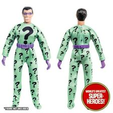 "Mego Riddler COMPLETE Outfit Repro Belt Pants For 8"" Action Figure WGSH"