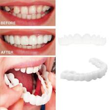 Top Quality Fit Flex Cosmetic Dentistry Denture False Teeth Veneer Instant N6C