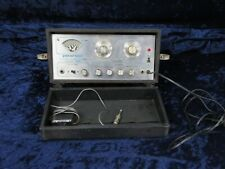 Vintage Peterson Chromatic Tuner Model 500 Ser#isi8921-11 Functions with Mic