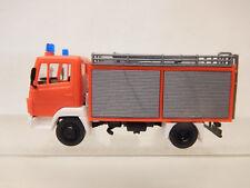 MES-59038Roskopf H0 Feuerwehr Mercedes,sehr guter Zustand