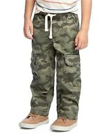 Clearance Sale Old Navy School Pull-On Cargo Pants for Toddler Boys!