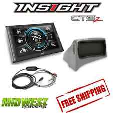 Edge Insight CTS2 With EGT Probe & Dash Mount 2005-2007 Ford 6.0L Powerstroke