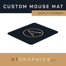 Personalised Custom Mouse Mat Printed Mouse Pad Your Designs or Photos