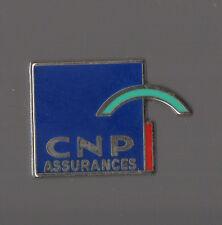 Pin's Assurance / CNP Assurances (qualité zamac signé ATC)