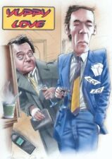 Only Fools and Horses Yuppy Love Falling Thru Bar Artwork POSTER