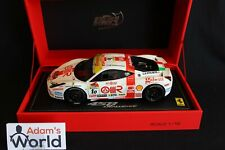 BBR Ferrari 458 Challenge 1:18 #10 Stafano Gai (ITA) Monza 2011 (PJBB)