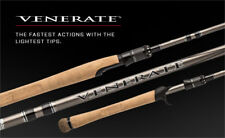 ABU Garcia NEW Venerate (Cork Handle) Spinning / Casting Rods - All Sizes
